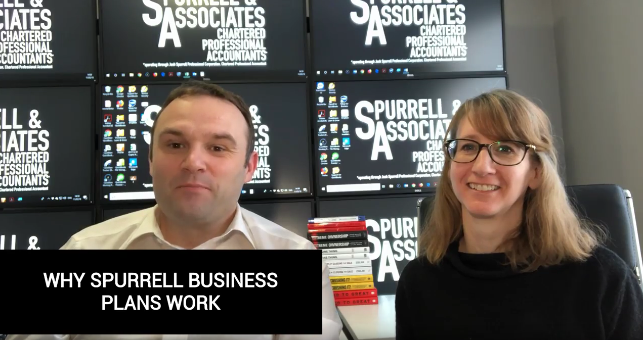 Why Spurrell Business Plans Work