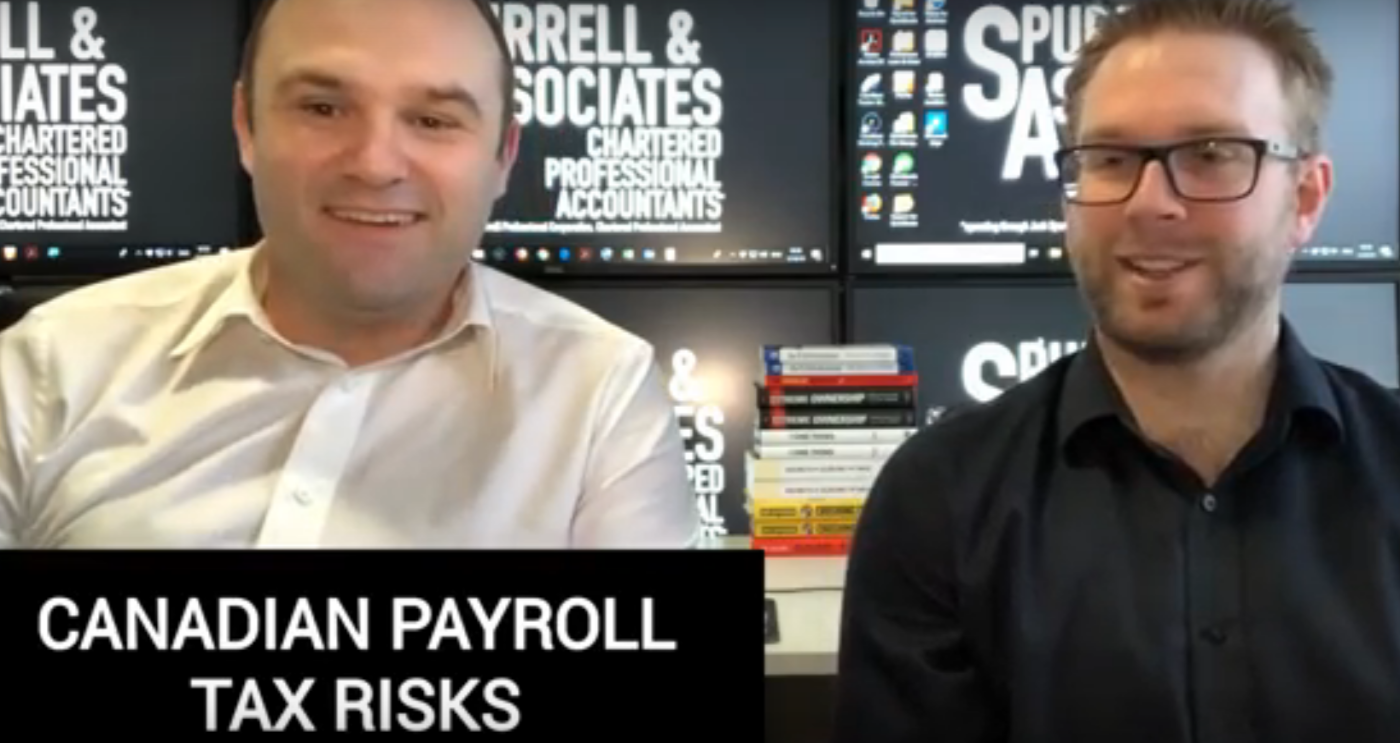 Canadian Payroll Tax Risks