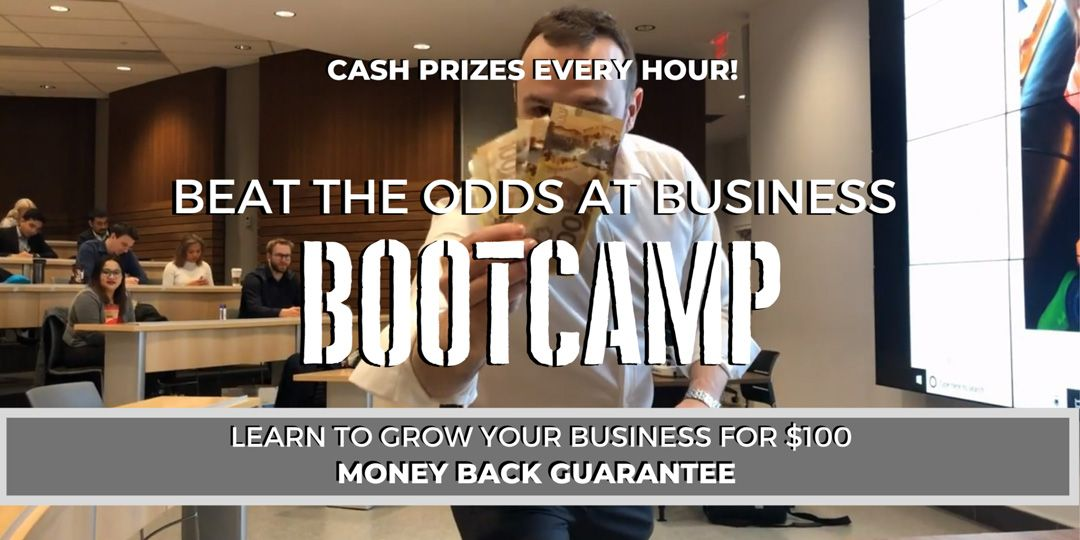 Edmonton CPA | Beat The Odds Business Bootcamp